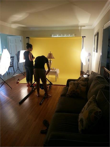 Yellow Set Up