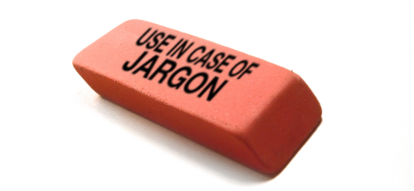 Use In Case Of Jargon